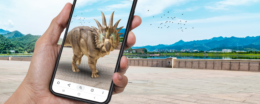 WEB AR, AUGMENTED REALITY IN BROWSER - A TOOL FOR BUSINESS 2021