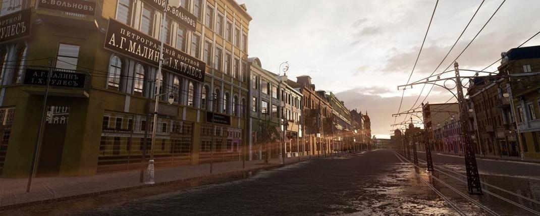 История в VR: в Киеве запустилась Виртуальная  экскурсия по довоенному Крещатику