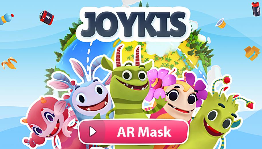 AR Mask / Joykis